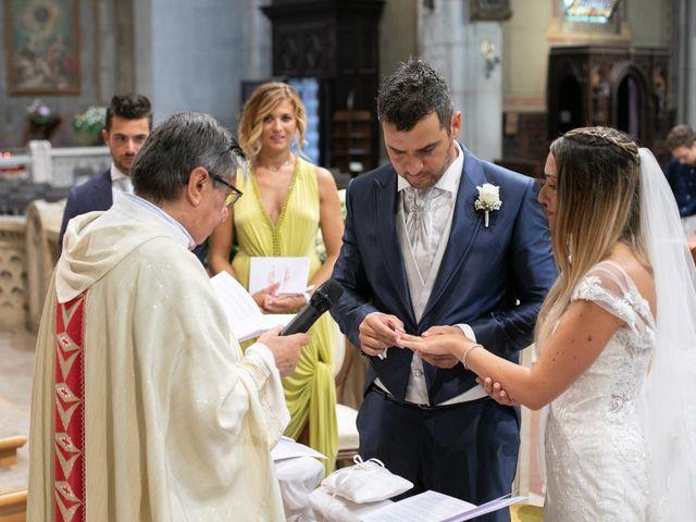 Il matrimonio di Andrea e Gabriella a Lissone, Monza e Brianza 44