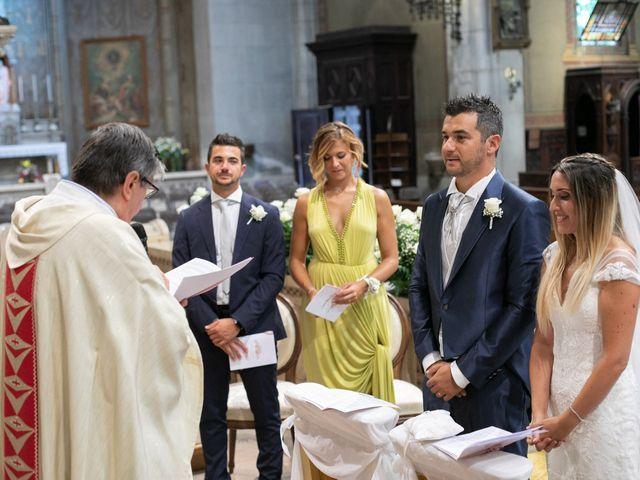 Il matrimonio di Andrea e Gabriella a Lissone, Monza e Brianza 45