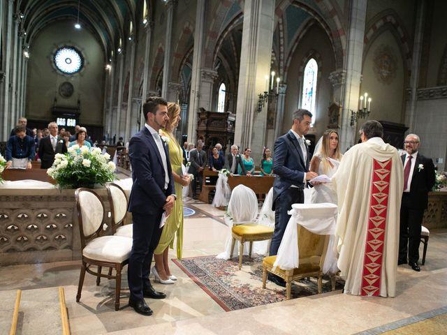 Il matrimonio di Andrea e Gabriella a Lissone, Monza e Brianza 48