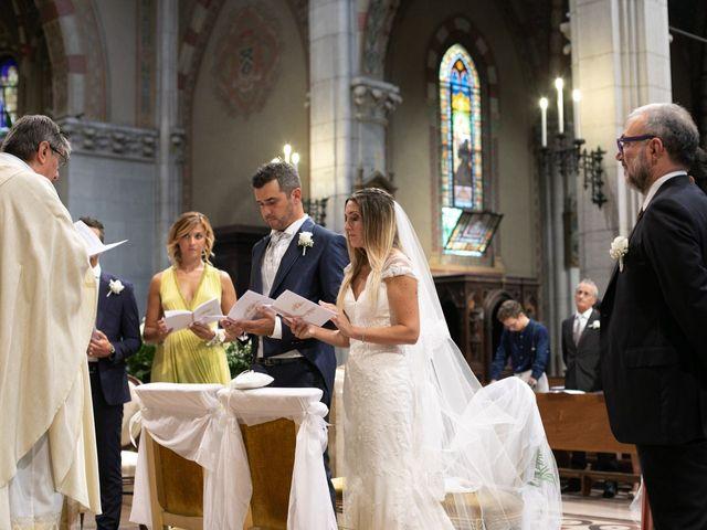 Il matrimonio di Andrea e Gabriella a Lissone, Monza e Brianza 56
