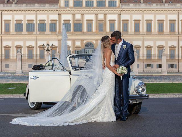Il matrimonio di Andrea e Gabriella a Lissone, Monza e Brianza 2