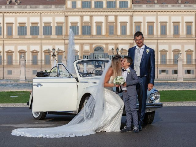 Il matrimonio di Andrea e Gabriella a Lissone, Monza e Brianza 75