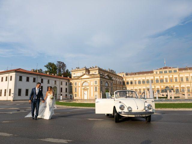 Il matrimonio di Andrea e Gabriella a Lissone, Monza e Brianza 76