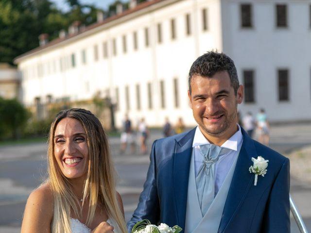 Il matrimonio di Andrea e Gabriella a Lissone, Monza e Brianza 78