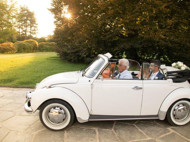 Il matrimonio di Andrea e Gabriella a Lissone, Monza e Brianza 80