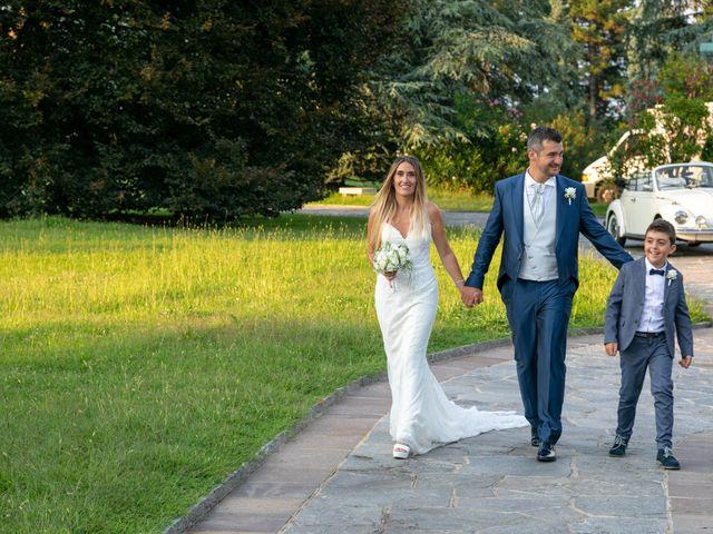 Il matrimonio di Andrea e Gabriella a Lissone, Monza e Brianza 81