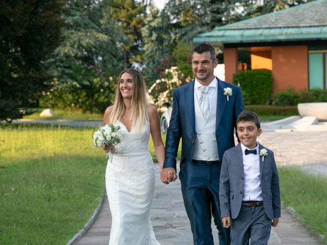 Il matrimonio di Andrea e Gabriella a Lissone, Monza e Brianza 82
