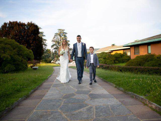 Il matrimonio di Andrea e Gabriella a Lissone, Monza e Brianza 83