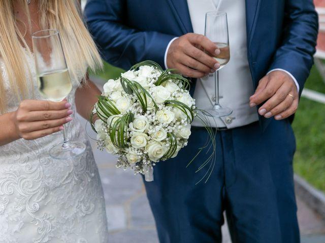 Il matrimonio di Andrea e Gabriella a Lissone, Monza e Brianza 87