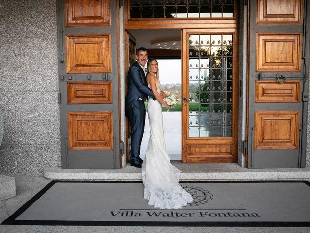 Il matrimonio di Andrea e Gabriella a Lissone, Monza e Brianza 92