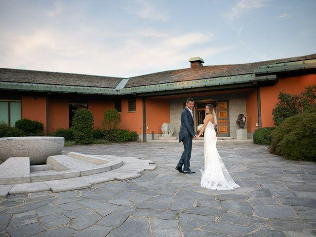 Il matrimonio di Andrea e Gabriella a Lissone, Monza e Brianza 94