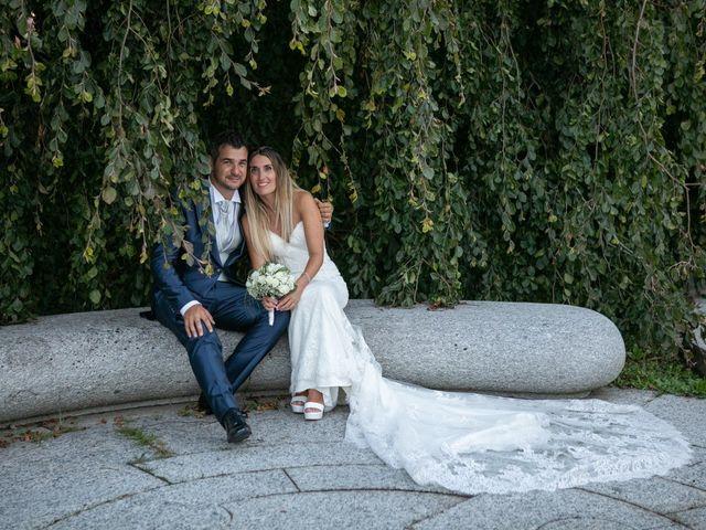 Il matrimonio di Andrea e Gabriella a Lissone, Monza e Brianza 114