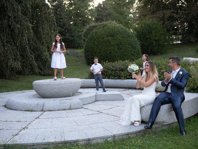 Il matrimonio di Andrea e Gabriella a Lissone, Monza e Brianza 116