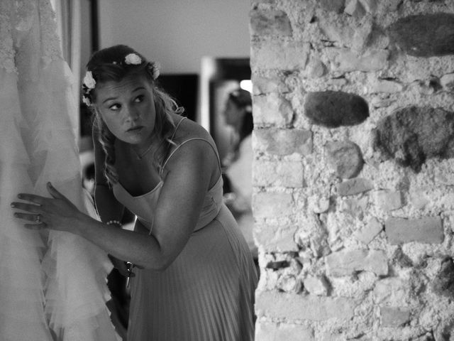 Il matrimonio di Tom e Chloe a Caprino Veronese, Verona 8