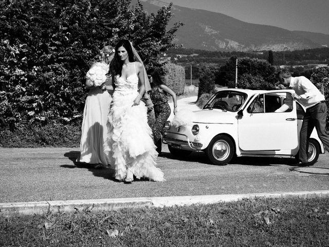 Il matrimonio di Tom e Chloe a Caprino Veronese, Verona 23