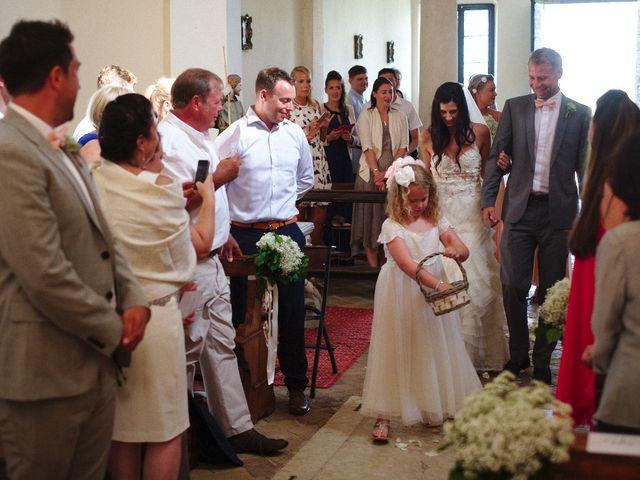Il matrimonio di Tom e Chloe a Caprino Veronese, Verona 25
