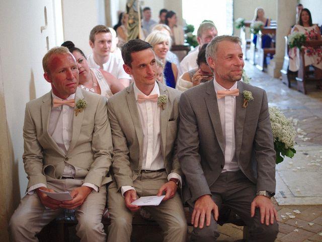 Il matrimonio di Tom e Chloe a Caprino Veronese, Verona 27