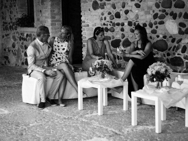 Il matrimonio di Tom e Chloe a Caprino Veronese, Verona 45