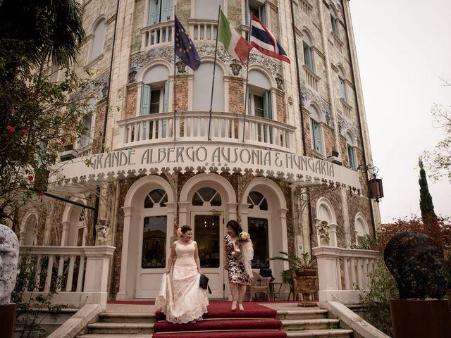 Il matrimonio di Troy e Danielle a Venezia, Venezia 15