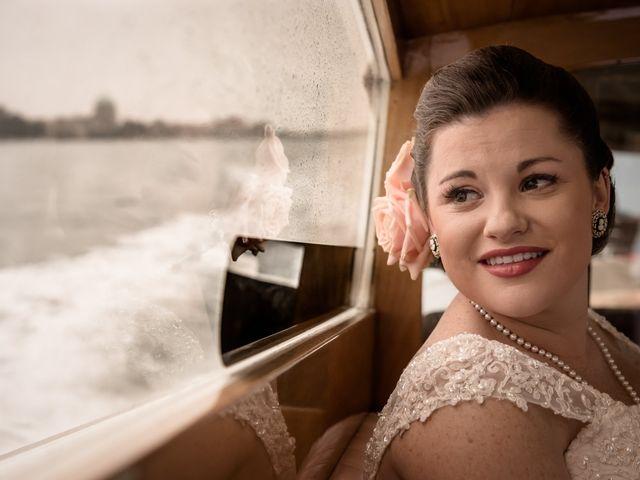 Il matrimonio di Troy e Danielle a Venezia, Venezia 17