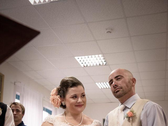Il matrimonio di Troy e Danielle a Venezia, Venezia 22