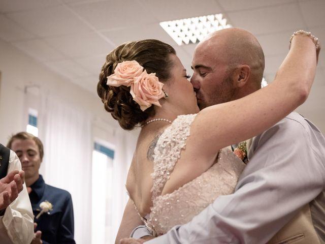 Il matrimonio di Troy e Danielle a Venezia, Venezia 25
