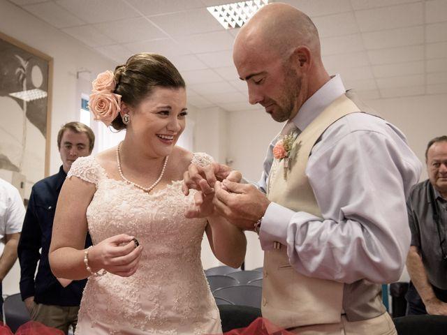 Il matrimonio di Troy e Danielle a Venezia, Venezia 26