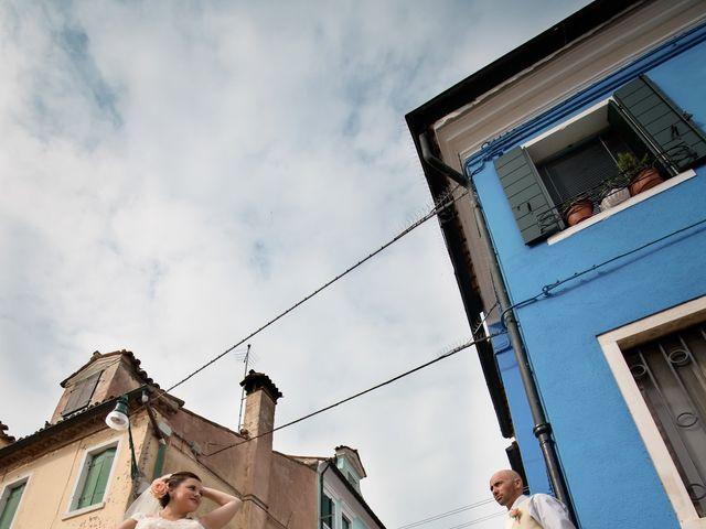 Il matrimonio di Troy e Danielle a Venezia, Venezia 30