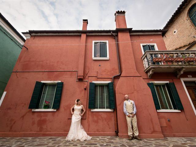 Il matrimonio di Troy e Danielle a Venezia, Venezia 33