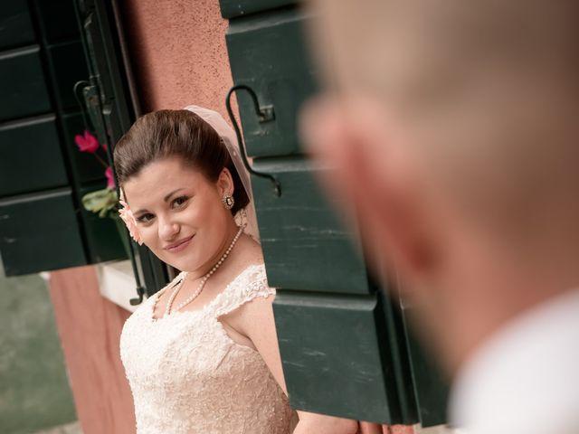 Il matrimonio di Troy e Danielle a Venezia, Venezia 34