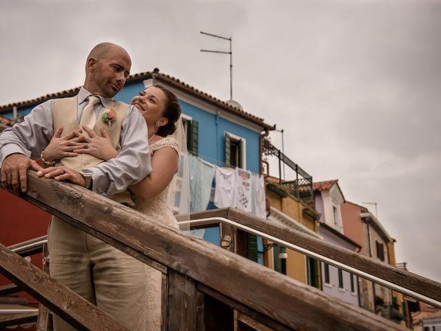 Il matrimonio di Troy e Danielle a Venezia, Venezia 36