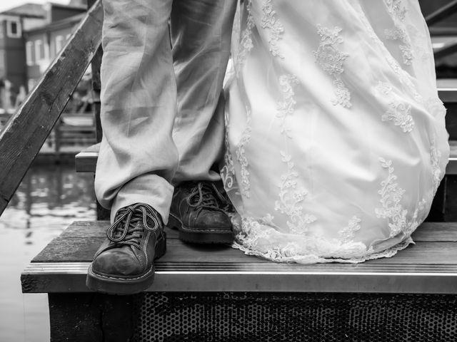 Il matrimonio di Troy e Danielle a Venezia, Venezia 38