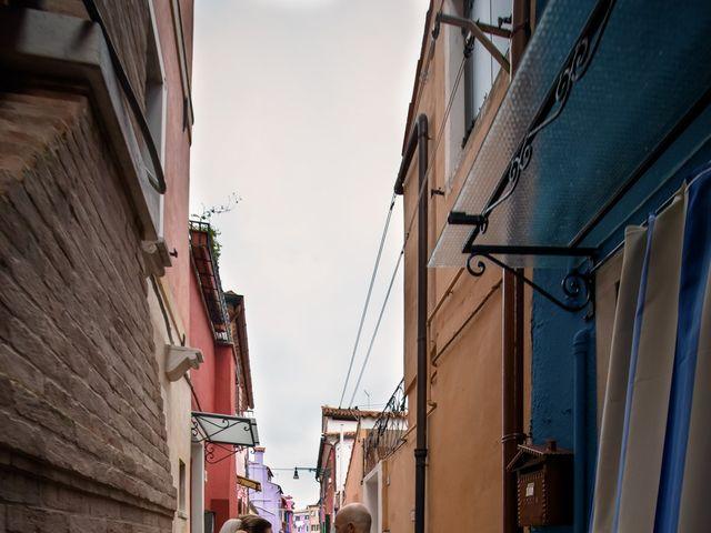 Il matrimonio di Troy e Danielle a Venezia, Venezia 40