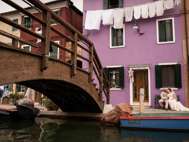 Il matrimonio di Troy e Danielle a Venezia, Venezia 42