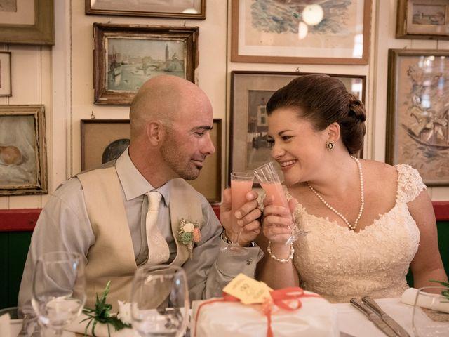 Il matrimonio di Troy e Danielle a Venezia, Venezia 45