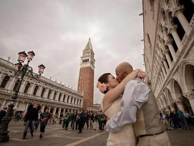 Il matrimonio di Troy e Danielle a Venezia, Venezia 52