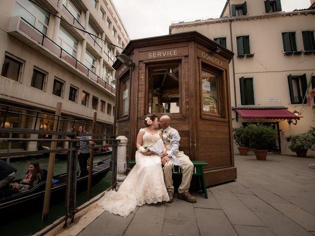 Il matrimonio di Troy e Danielle a Venezia, Venezia 53
