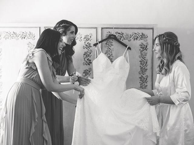 Il matrimonio di Noemi e Antonio a Ceri, Roma 12