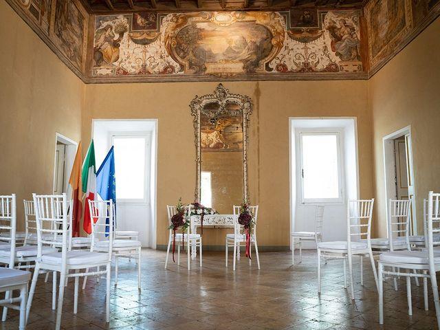 Il matrimonio di Noemi e Antonio a Ceri, Roma 18