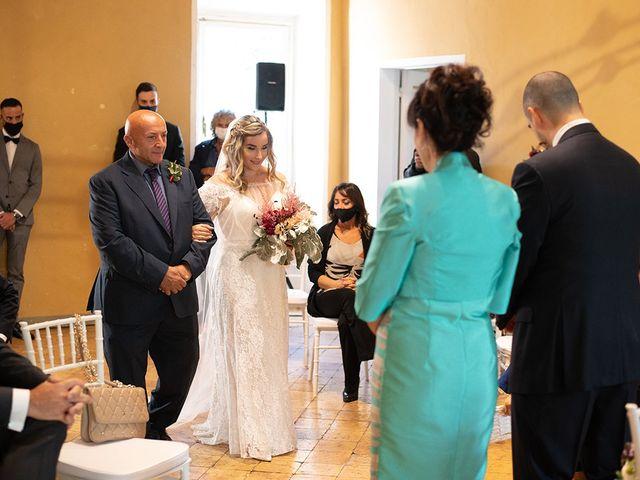 Il matrimonio di Noemi e Antonio a Ceri, Roma 19