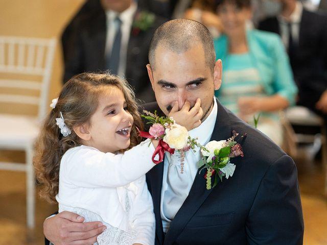 Il matrimonio di Noemi e Antonio a Ceri, Roma 22