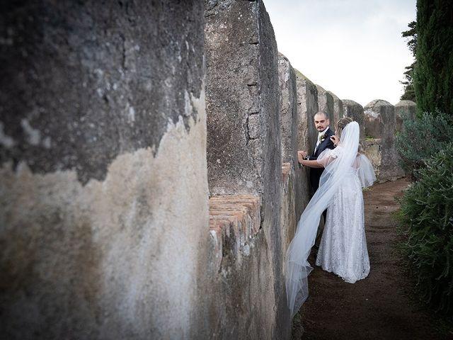 Il matrimonio di Noemi e Antonio a Ceri, Roma 23