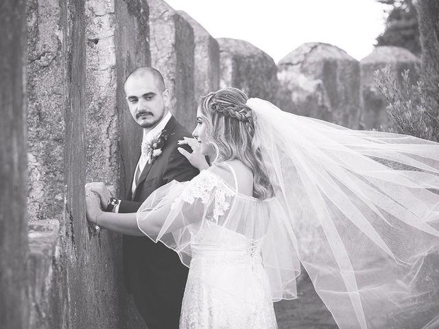 Il matrimonio di Noemi e Antonio a Ceri, Roma 24