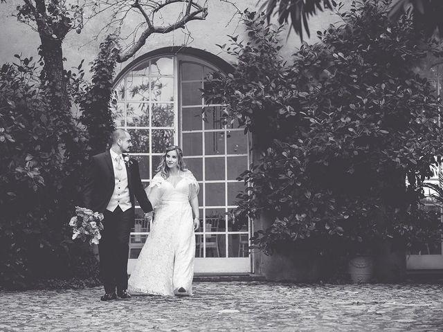 Il matrimonio di Noemi e Antonio a Ceri, Roma 25