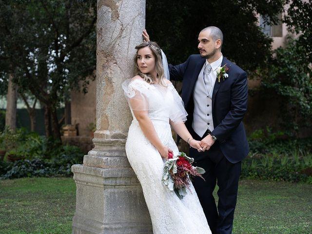 Il matrimonio di Noemi e Antonio a Ceri, Roma 27