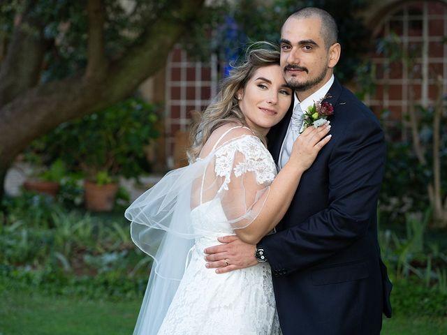 Il matrimonio di Noemi e Antonio a Ceri, Roma 29