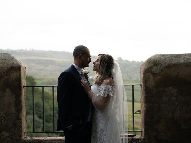 Il matrimonio di Noemi e Antonio a Ceri, Roma 30