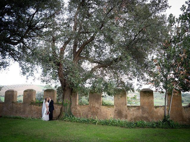 Il matrimonio di Noemi e Antonio a Ceri, Roma 31