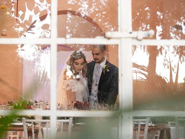 Il matrimonio di Noemi e Antonio a Ceri, Roma 33