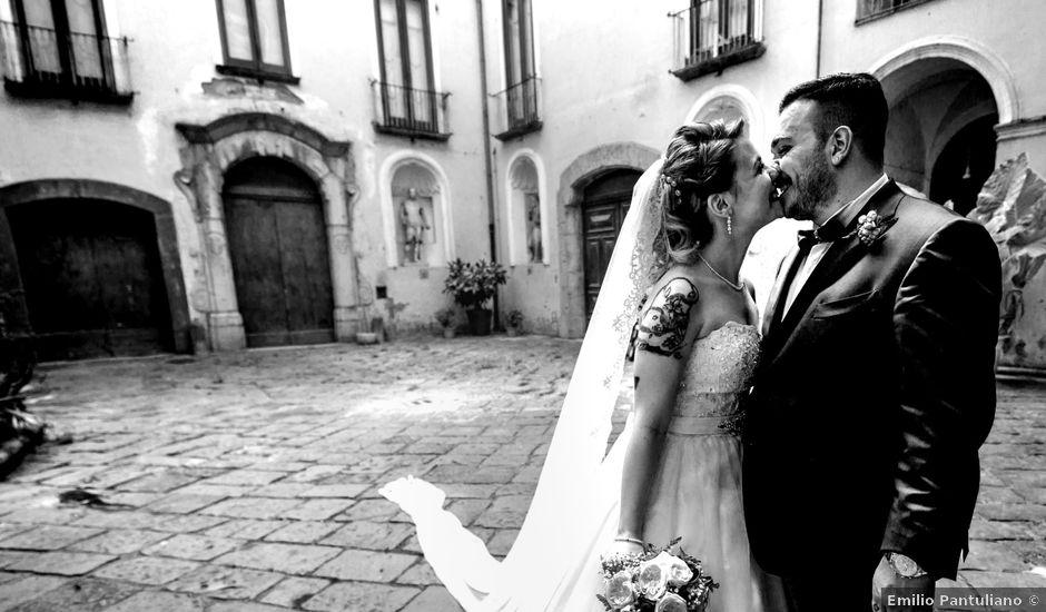 Il matrimonio di Gerardo e Valentina a Salerno, Salerno